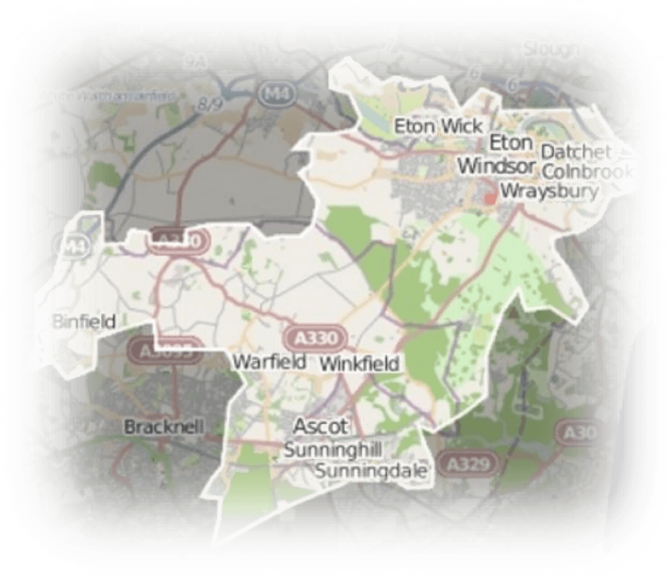 Windsor Constituency Map