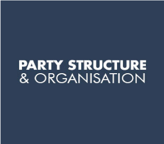Party Structure and Organisation